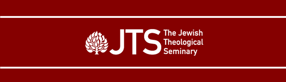The Jewish Theological Seminary Blogs